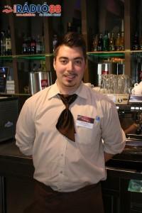 Bertalan Dániel - Szeged Nova - barista