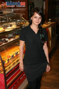 Virág Krisztina - Coffeshop Company - barista, pultos